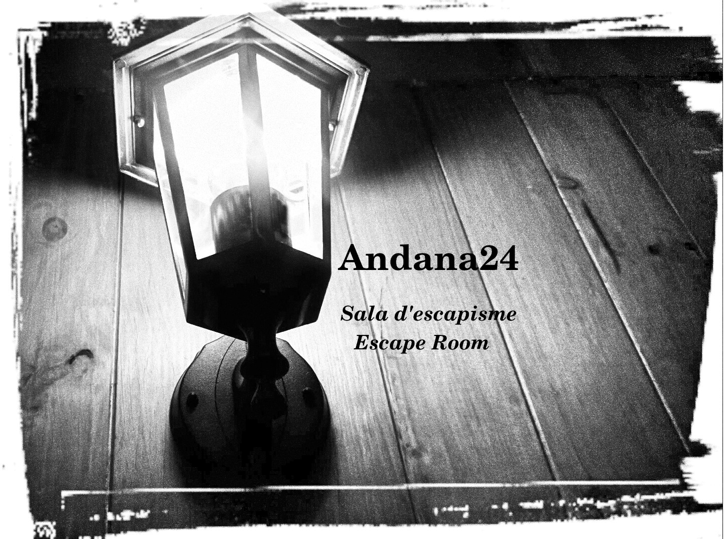 Andana 24 Escape Room